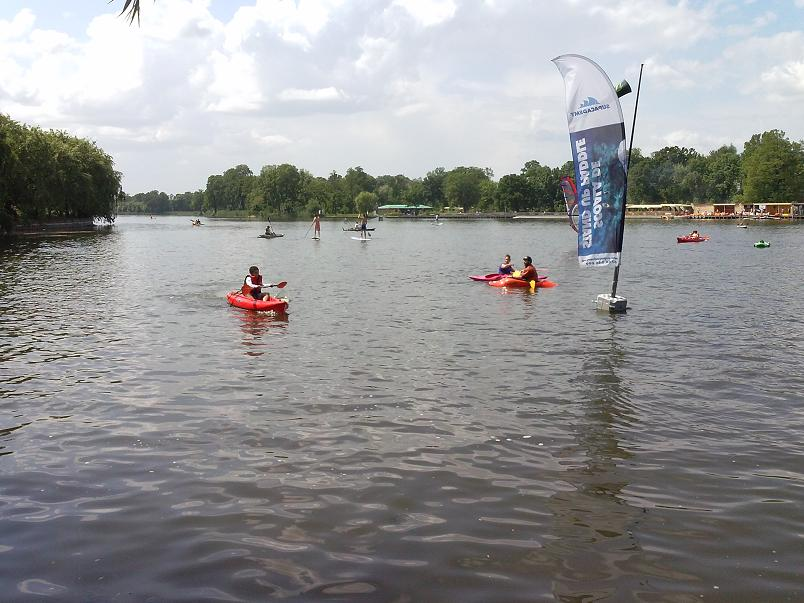 Mogosoaia Water Events 2014