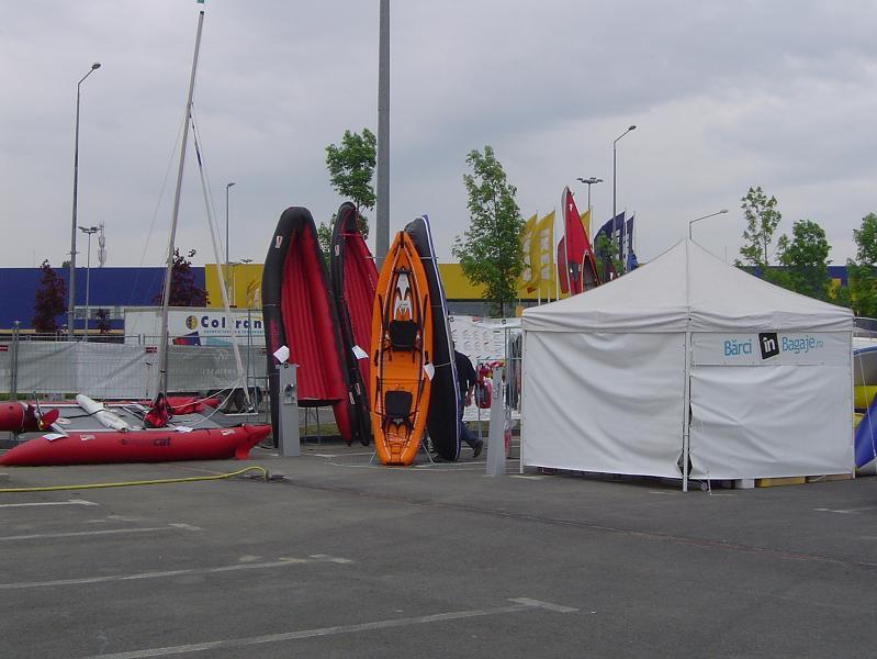 Barci in bagaje