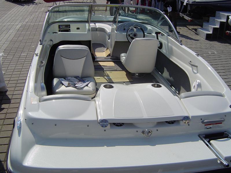 Interior Barca